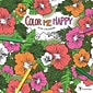 Tf Publishing 2018 Color Me Happy Wall Calendar (18-1018)