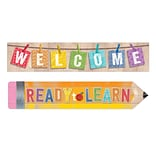 Creative Teaching Press Upcycle Style Banner (2-sided), (CTP8150)