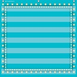 Teacher Created Resources 7 Pocket Pocket Chart, Light Blue Marquee  (TCR20780)