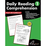 Daily Reading Comprehension Workbook, Grade 1 (CTP8181)