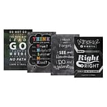 Creative Teaching Press Inspire U Chalk It Up! Pack 1 Charts, 4 Pack (CTP0550)