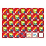 Creative Teaching Press August Seasonal Calendar Days, 36/Pack (CTP6132)