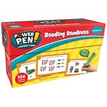 Teacher Created Resources Power Pen Learning Cards: Reading Readiness, 53 ct (TCR6100)