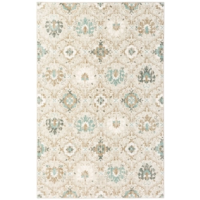 Mohawk Home Serenade Harmony Cream Rug (797786000408)