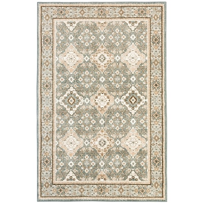 Mohawk Home Serenade Kapelle Gray Rug (797786000422)