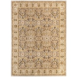 Mohawk Polyester Wanderlust Madon Silver Area Rug (797786001023)