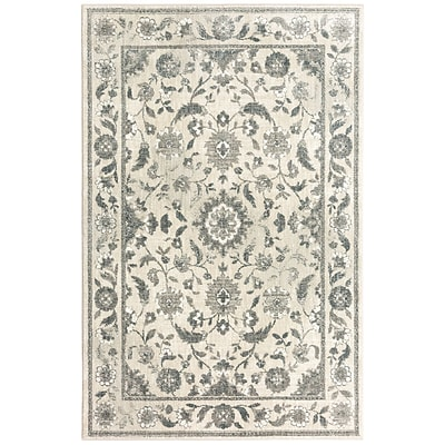 Mohawk Home Serenade Cavatina Cream Rug (797786000668)