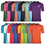 Mens Polo Shirt Embroidered