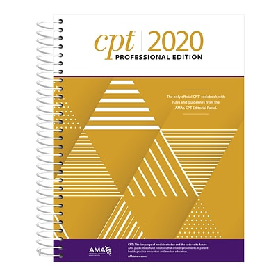 Optum360 2020 CPT Professional Edition, Spiral (CS20)