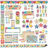 Creative Teaching Press Upcycle Style Classroom Collection, 31.75 x 24, 563 Pieces (CTP8880)
