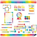 Creative Teaching Press Painted Palette Classroom Collection, 31.75 x 24, 243 Pieces (CTP8882)