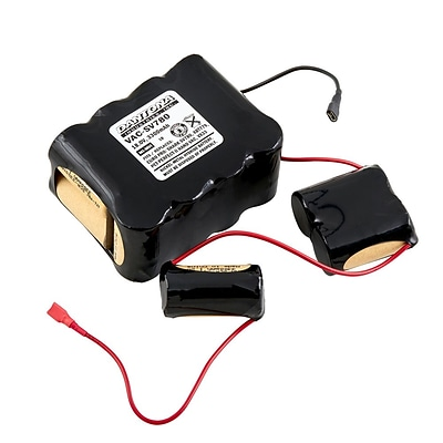 Dantona VAC-SV780 18 V Ni-MH Vacuum Battery For Euro-Pro Shark SV780 (VAC-SV780)