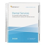 Optum360 2020 Coding and Payment Guide for Dental Services, Spiral (CGDS20)