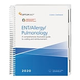 Optum360 2020 Coding Companion for ENT/Allergy/Pulmonology (AENT20)
