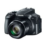 Canon® PowerShot SX60 HS 16.1 MP Long Zoom Digital Camera, 65x Optical Zoom, 3.8 - 247 mm Focal Leng