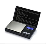 AWS-600 Digital Pocket Scale in Black