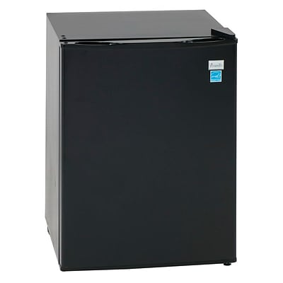 Avanti® RM24T1B 18 1/2 1 Section Compact Refrigerator with Chiller Compartment, Residential