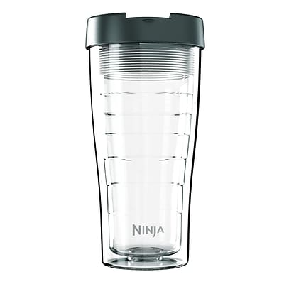 Ninja® XL™ Hot & Cold® Multi-Serve Tumbler, Clear (CF22TBLRW)