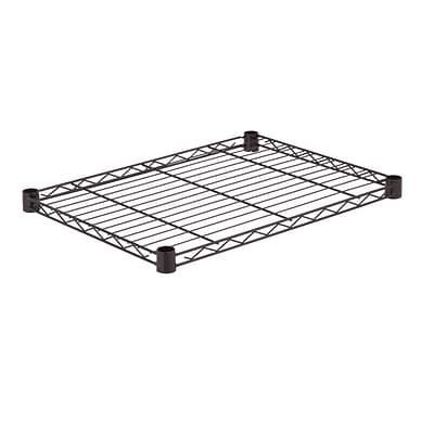 Honey Can Do Shelf 18x24 -- Black, Black ( SHF250B1824 )