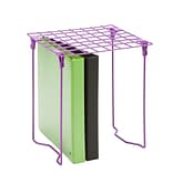 Honey Can Do eXcessory locker shelf, Purple ( BTS-06609 )