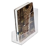 Honey Can Do Magazine Holder, Clear ( OFC-06389 )