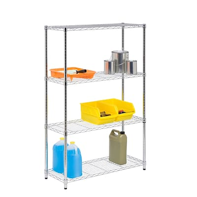 Honey Can Do Shelf Kit 54, chrome ( SHF-04048 )