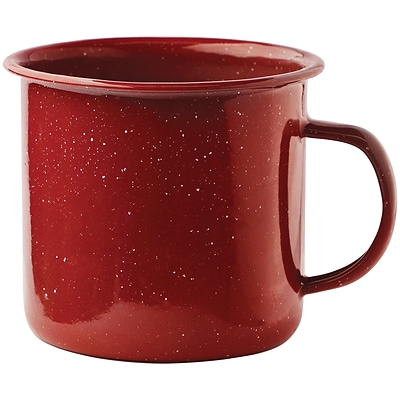 Asobu 16-ounce Happy Camper Mug, red (Cfm15r)