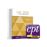 AMA 2020 CPT Professional Codebook and CPT QuickRef app Package (AP887520)