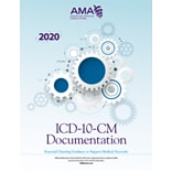 AMA ICD-10-CM Documentation 2020: Essential Coding Guidance to Support Medical Necessity (OP168020)