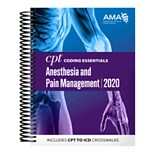 AMA CPT Coding Essentials for Anesthesiology/Pain Management 2020, Spiralbound (OP259820)