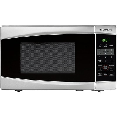 Frigidaire 0.7 Cu. Ft. Countertop Microwave - Stainless Steel