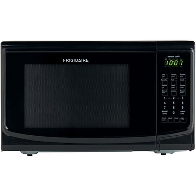 Frigidaire 1.4 Cu. Ft. 1100W Countertop Microwave – Black