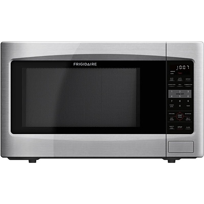 Frigidaire 1.2 Cu. Ft. Countertop Microwave - Stainless Steel