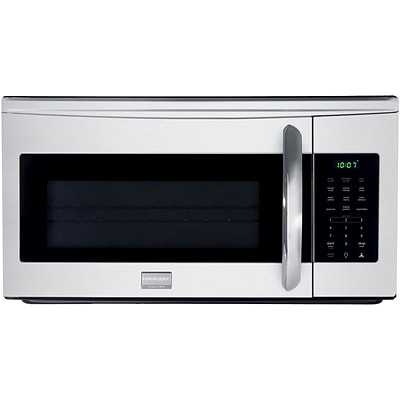 Frigidaire Gallery 1.7 Cu. Ft. 1000W Over-the-Range Microwave Oven - Stainless Steel