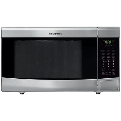 Frigidaire 1,100W 1.6 Cu. Ft. Built-In Microwave – Stainless Steel