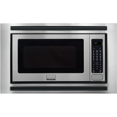 Frigidaire Gallery Series 2.0 Cu. Ft. Built-In Microwave – Stainless Steel