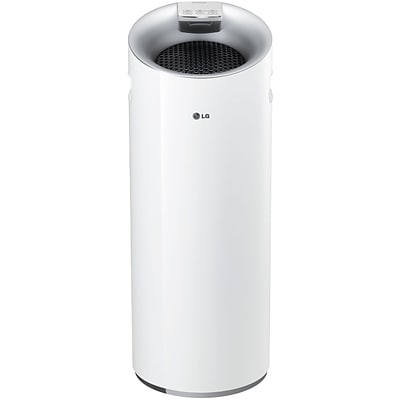 LG PuriCare Tower 3-Stage Filter Air Purifier with Smart Air Quality Sensor and LoDecibel Operation