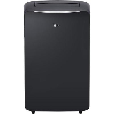 LG 14,000 BTU 115V Portable Air Conditioner with Remote Control in Graphite  Gray