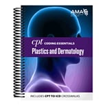 AMA 2020 CPT Coding Essentials for Plastics and Dermatology, Spiral Bound (OP260820)