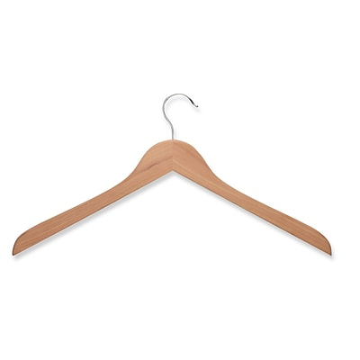 Honey Can Do wood shirt/dress hangers, cedar ( HNG-01534 )