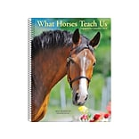 2020 Willow Creek 7 x 8.66 Planner, What Horses Teach Us, Multi Colors (09345)