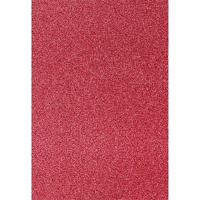 LUX 13 x 19 Paper 1000/Pack, Holiday Red Sparkle (1319-P-MS081000)