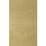 LUX 8 1/2 x 14 Paper 50/Pack, Gold Sparkle (81214-P-MS02-50)