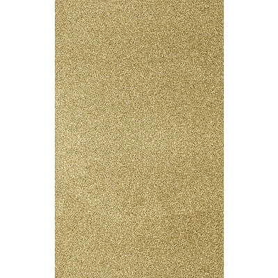 LUX 8 1/2 x 14 Paper 250/Pack, Gold Sparkle (81214-P-MS02250)
