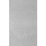 LUX 8 1/2 x 14 Paper 50/Pack, Silver Sparkle (81214-P-MS01-50)