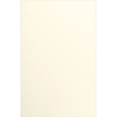 LUX 11 x 17 Cardstock 250/Pack, Champagne Metallic (1117-C-CHAM-250)