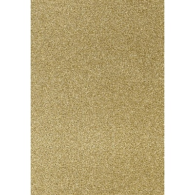 LUX 13 x 19 Cardstock 250/Pack, Gold Sparkle (1319-C-MS02-250)