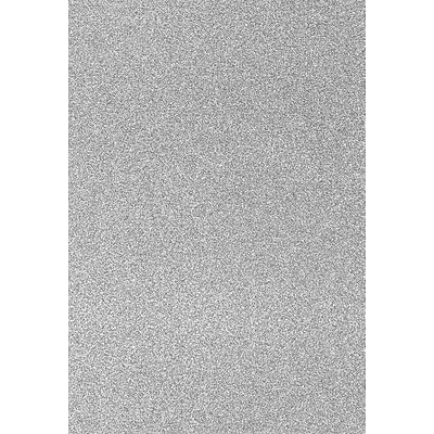 LUX 13 x 19 Cardstock 250/Pack, Silver Sparkle (1319-C-MS01-250)