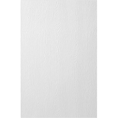 LUX 11 x 17 Cardstock 500/Pack, White Birch Woodgrain (1117-C-S02-500)