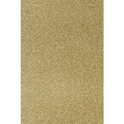 LUX 12 x 18 Cardstock 250/Pack, Gold Sparkle (1218-C-MS02-250)